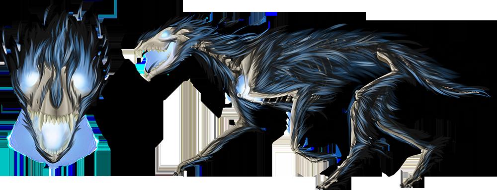 COM: skeleton run