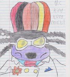 MC King Kong Mushi