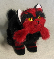 Litten realistic art doll