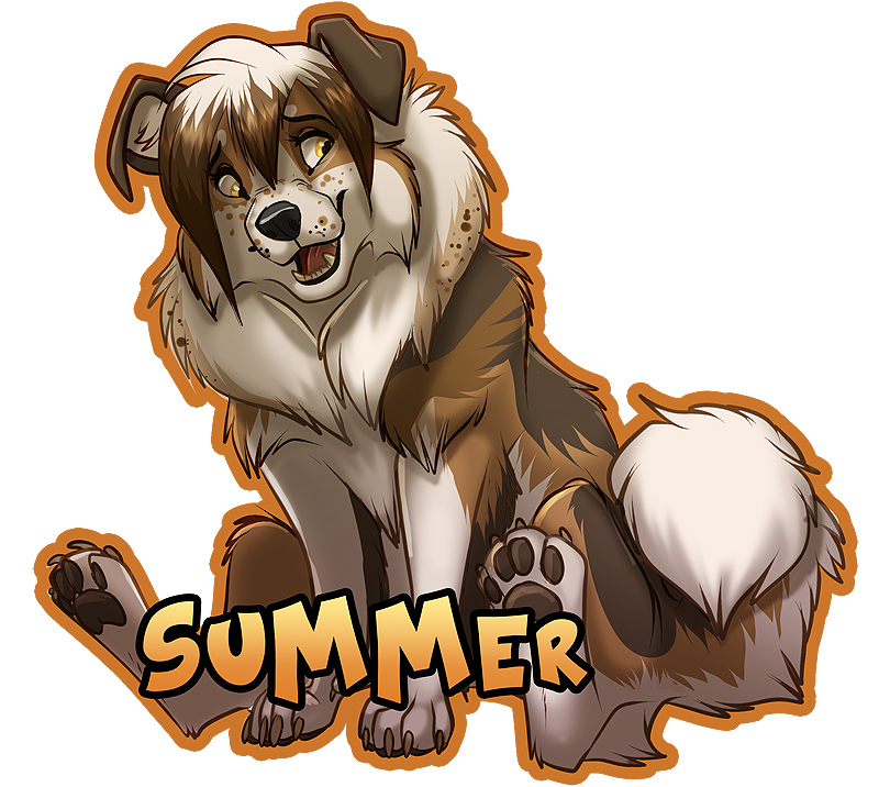Badge- Summerbeth