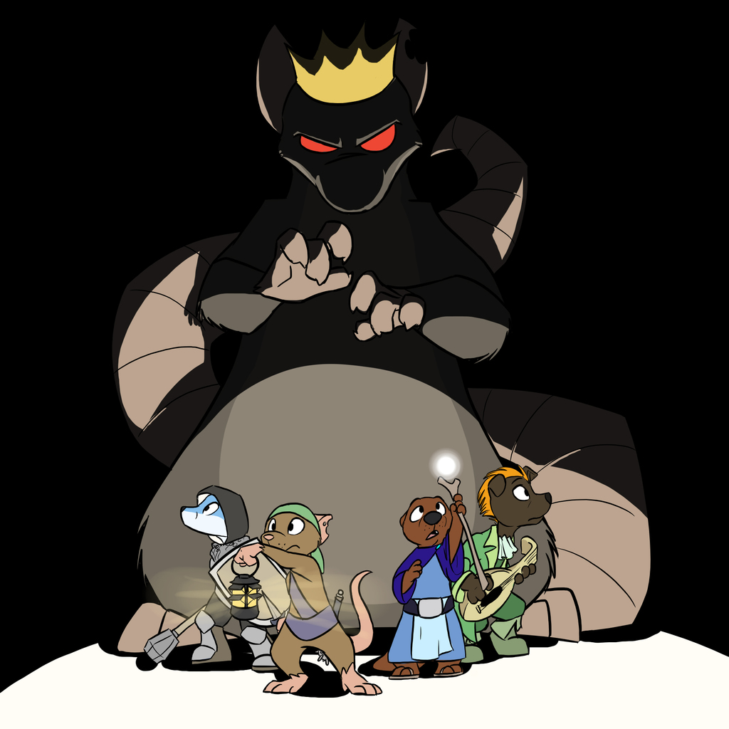 The Rat King's Court