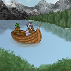 Flashback Fishing v1