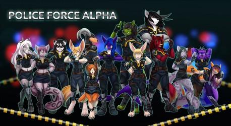 Police Force Alpha