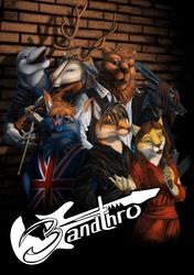 Bandthro - poster