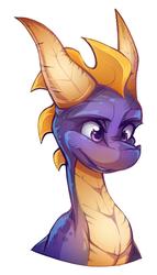 Spyro Headshot