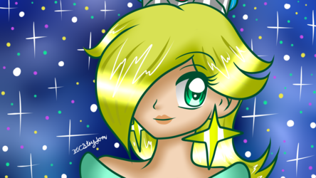 Speedpaint - Princess Rosalina