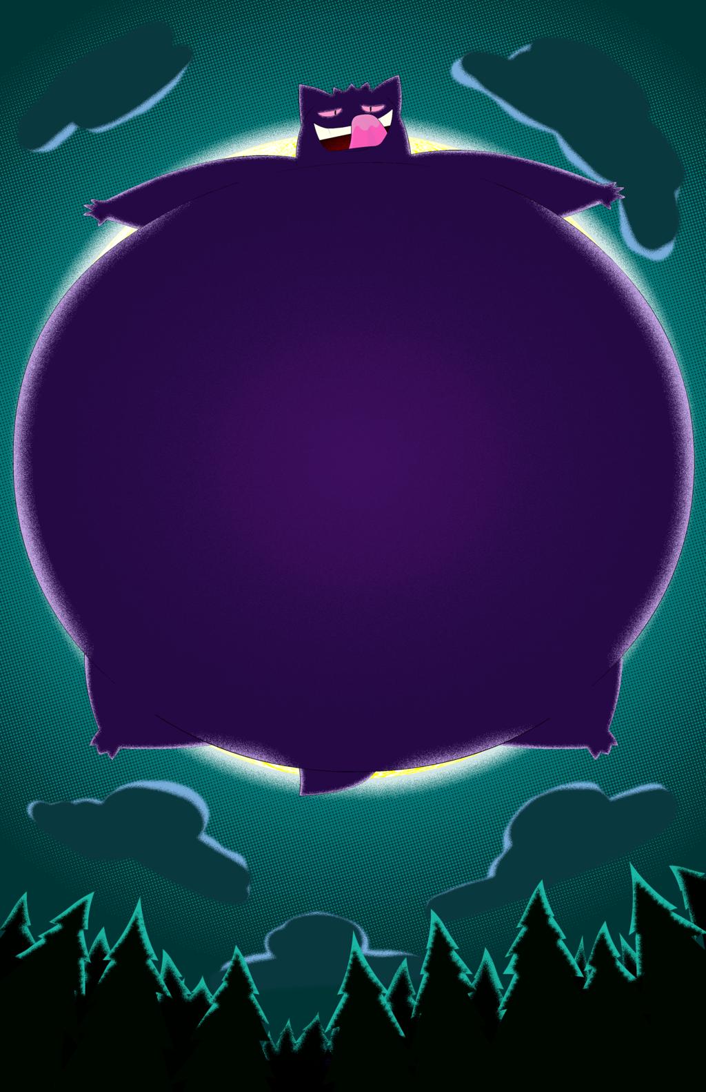 Most recent image: A Gengar Eclipse