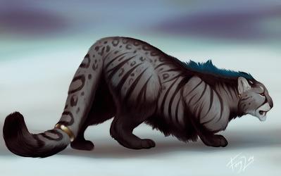 Mythreka - Cat Form