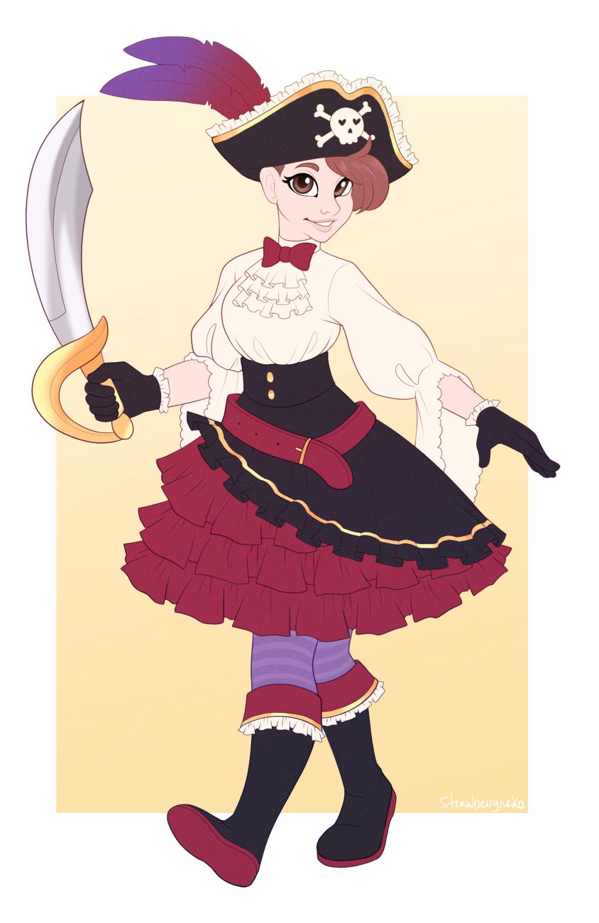 Pirate Lolita - Commission
