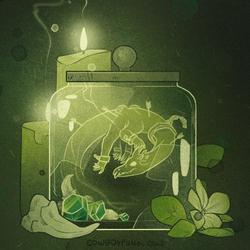 Soul Jar - Reke (animated commission)