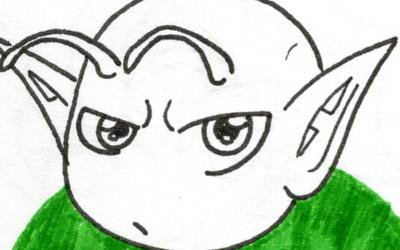 DBZ: Big Green Dad