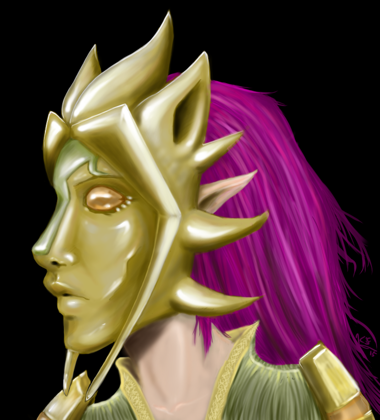 Most recent image: Golden Mask