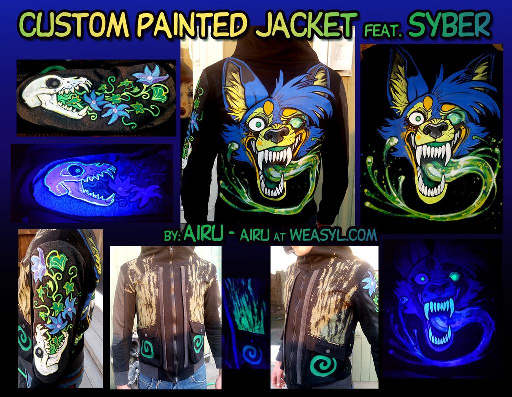 Syber Jacket - Custom