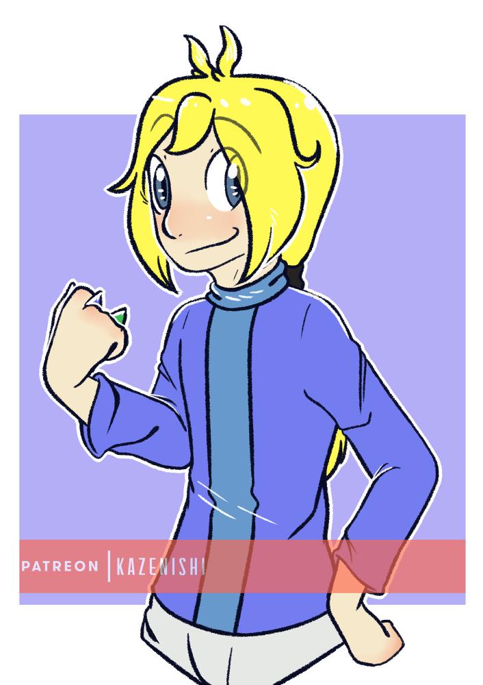 [Patreon Reward] Lyle