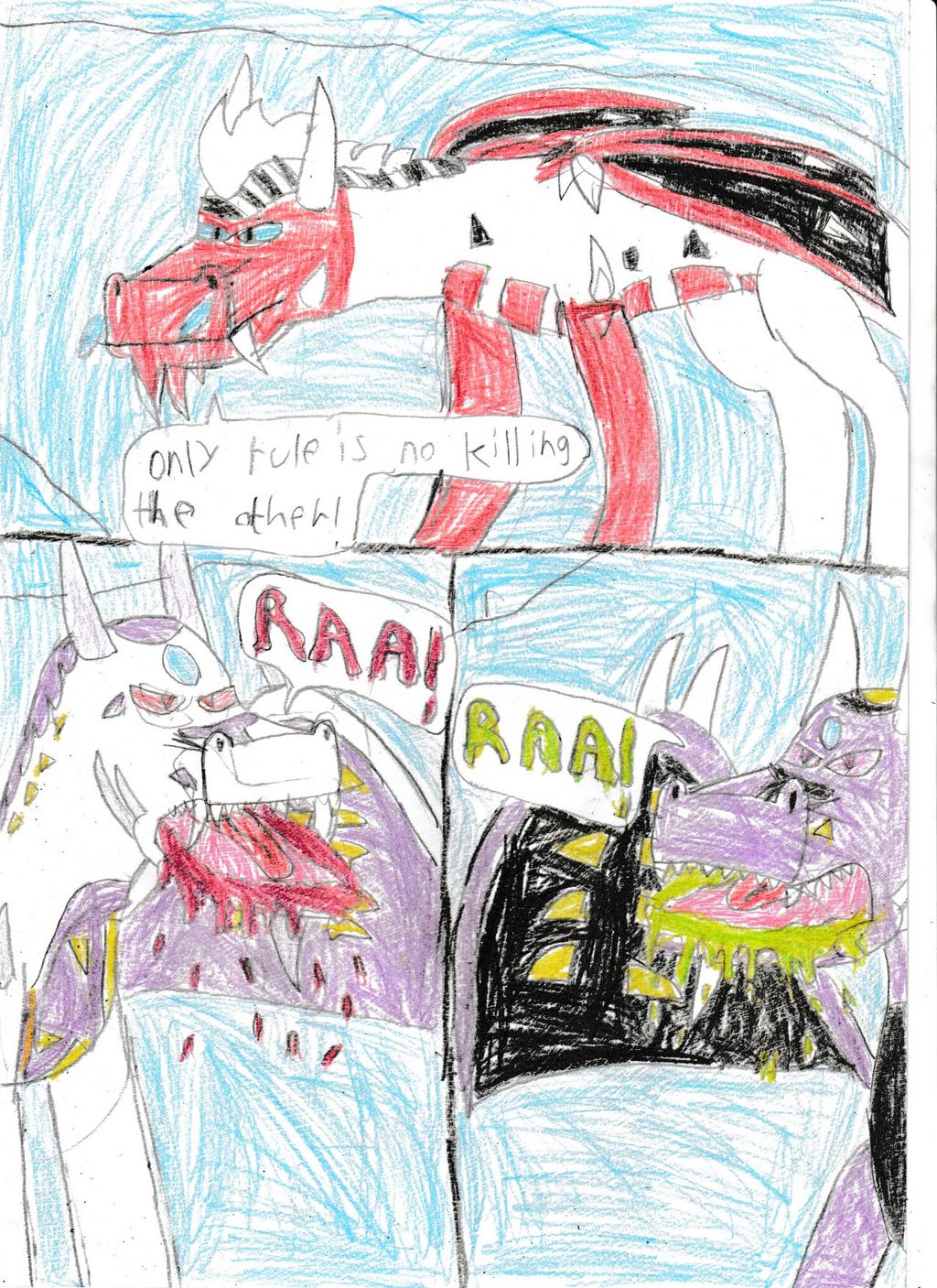 Legend of dragon: Outcast:Pg 142