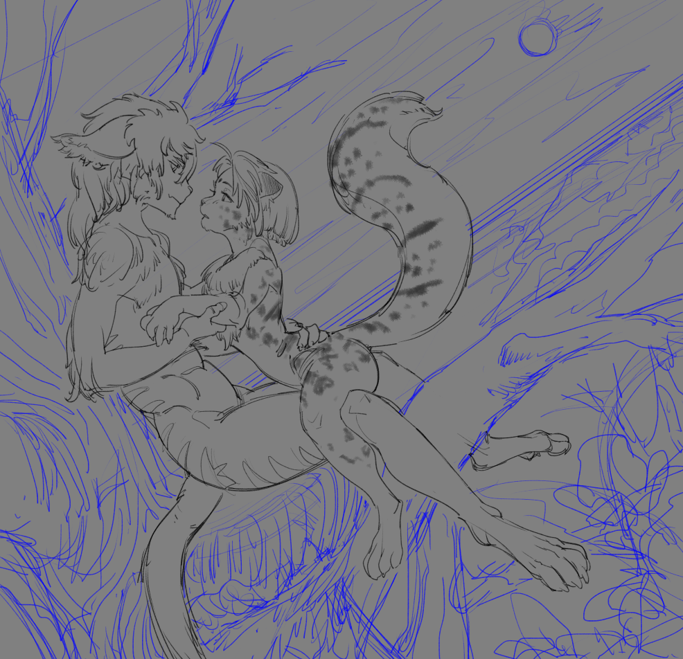 Together on a tree