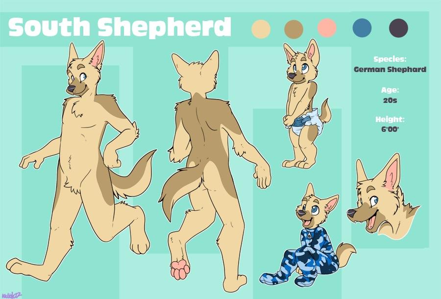South Shepherd ref sheet