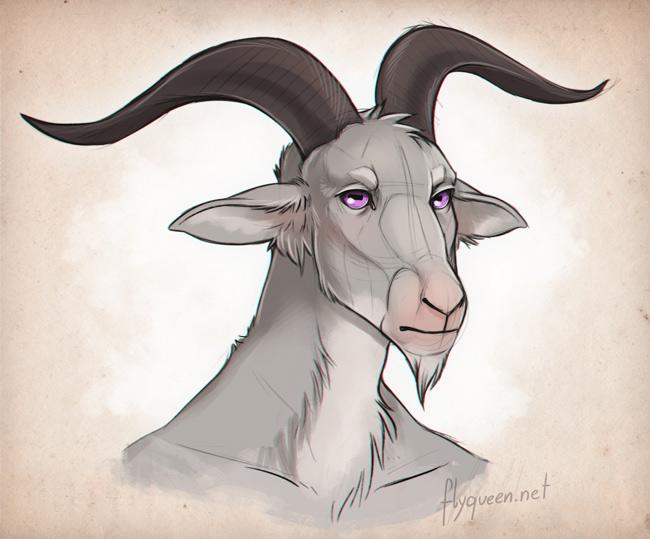 Amon Sketch [Gift]