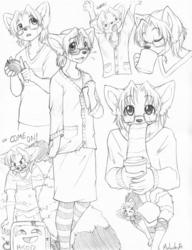 [CM] Kazu Sketch Page