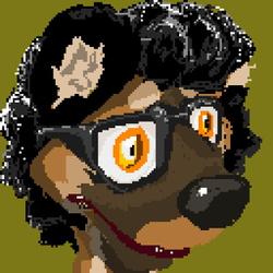 Pixel Art : Devin