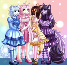 Lovely lolitas