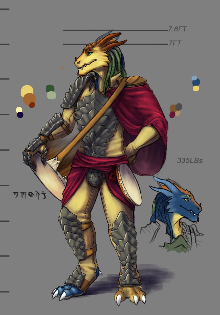 Most recent image: D&D Character: Craft