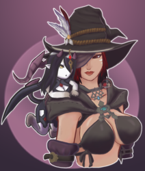[FFXIV] Belle Grim and Wind-Up Succubus