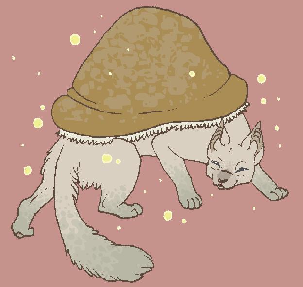 Shroomcat