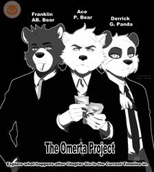 The Omerta Project - Cover