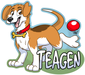 Badge Exchange, April 2014 - Teagen