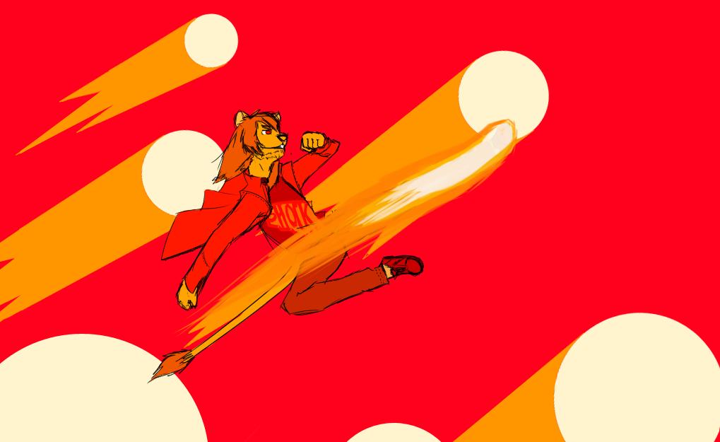 Red Hot Kick