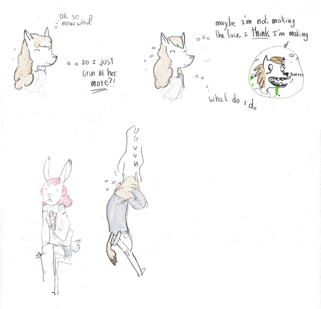 Cute Cream page two