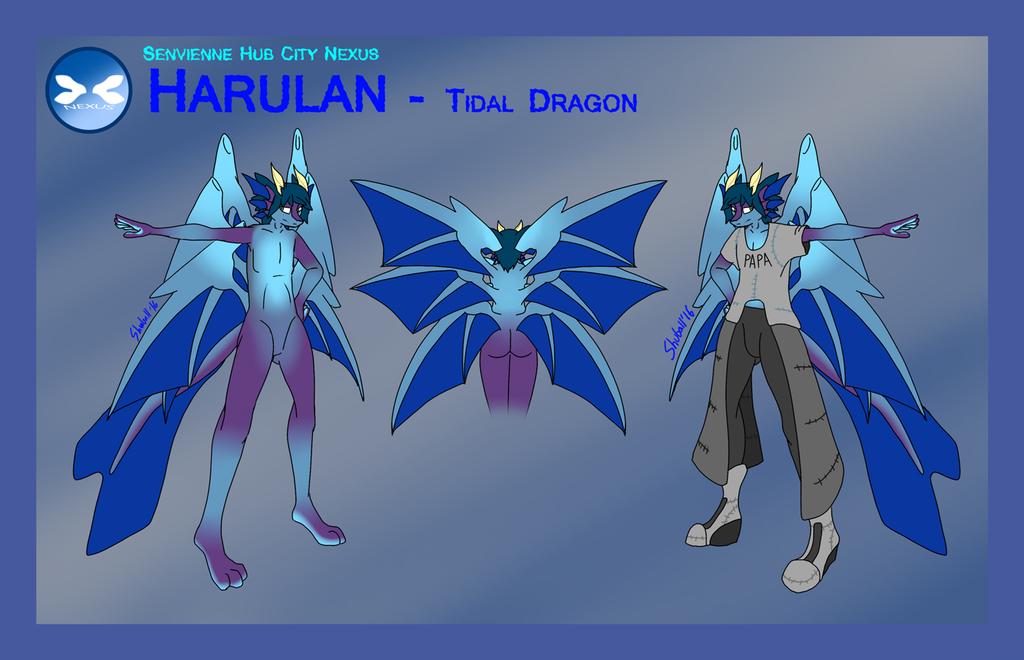 [SV] Harulan, Tidal Dragon