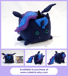 Princess Luna Pony Cube