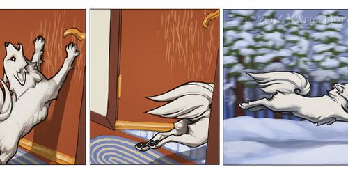 Eskie - SNOW NOW