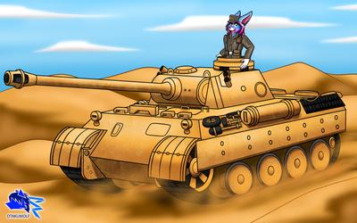 Tailmon's Panther