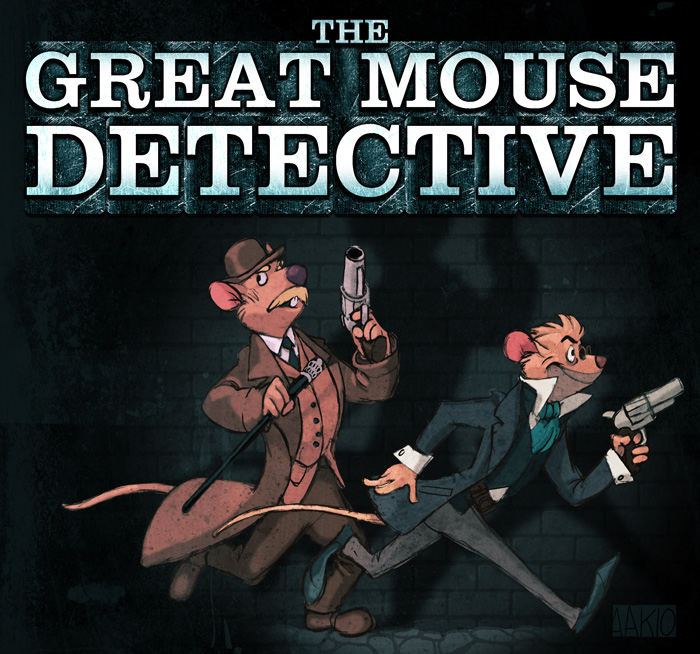The Great Mouse Detective Redux