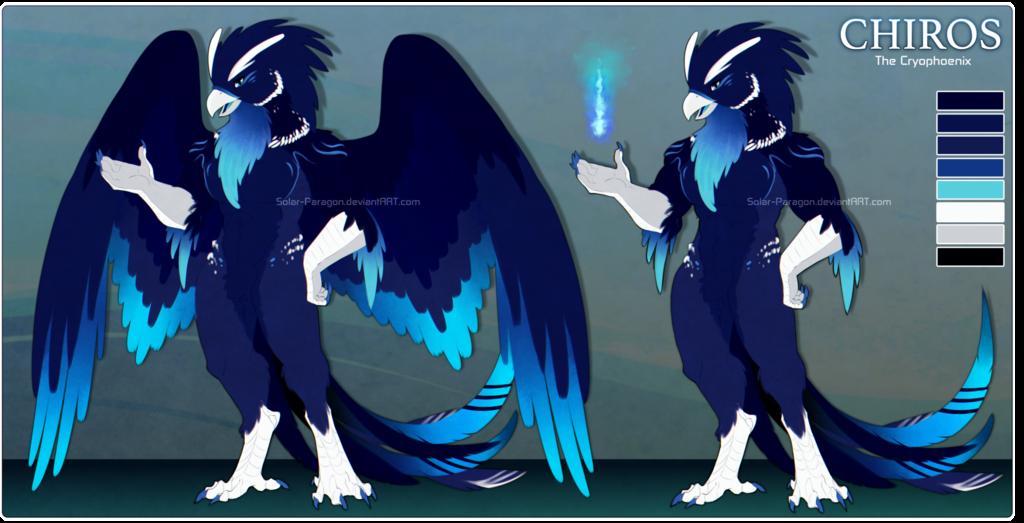 [Design] [Custom] Snow Phoenix