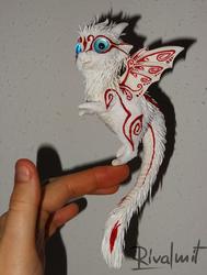 companion fuzzy dragon