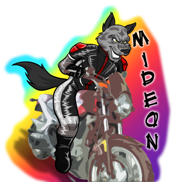 Featured image: Mideon - MFM Badge
