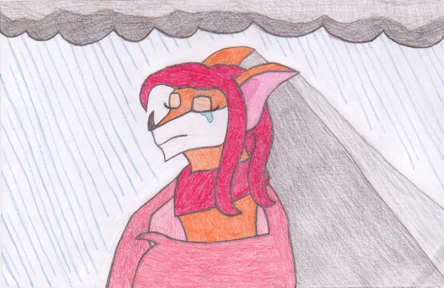 Phoenix in the Rain