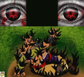 Rinji's Ultimate Ninjutsu - Amaterasu