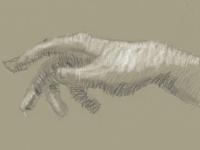 Art Academy: Hand