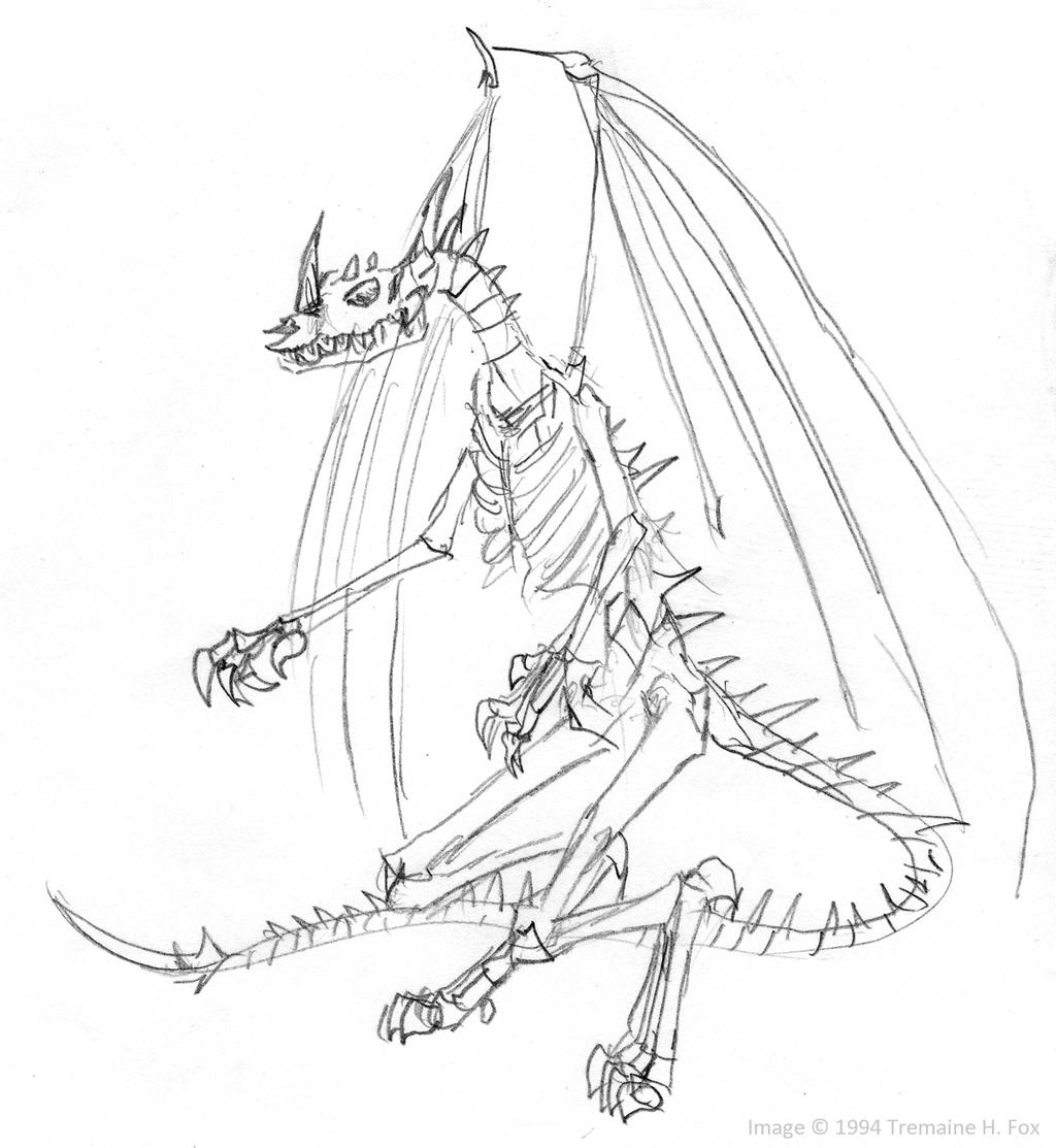 (1994) Skull Dragon