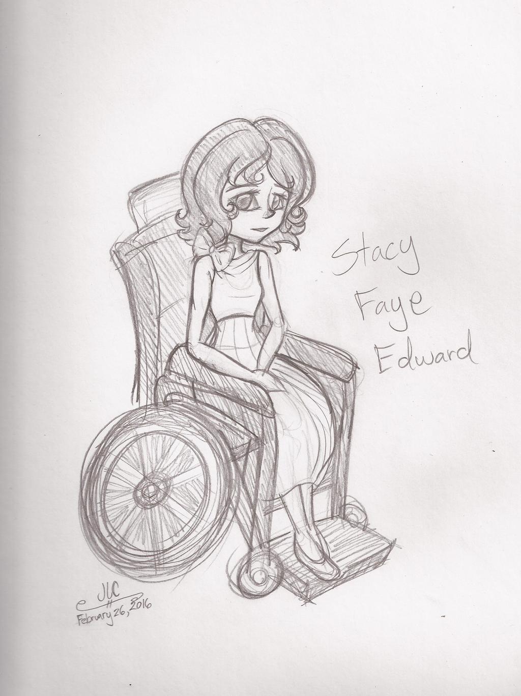 Stacy Faye Edward - Design Sketch