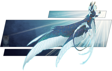 Flats Comish - Crystal Wings