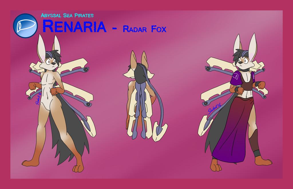 [SV] Renaria, Radar Fox