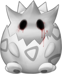 Poor Thing - Togepi