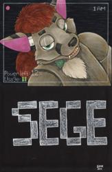 FNAF Badge - Sege