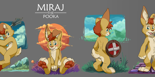 Miraj the Pooka